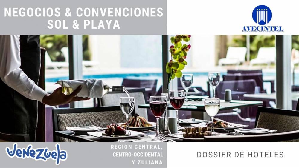 DOSSIER HOTELES AVECINTEL REGIONES CENTRAL, CENTRO-OCCIDENTAL Y ZULIANA