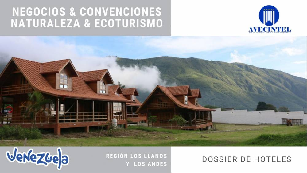 DOSSIER HOTELES AVECINTEL REGIONES LOS LLANOS Y LOS ANDES