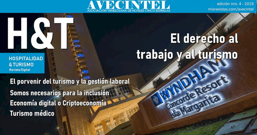 REVISTA DIGITAL HOSPITALIDAD & TURISMO EDICIÓN 4