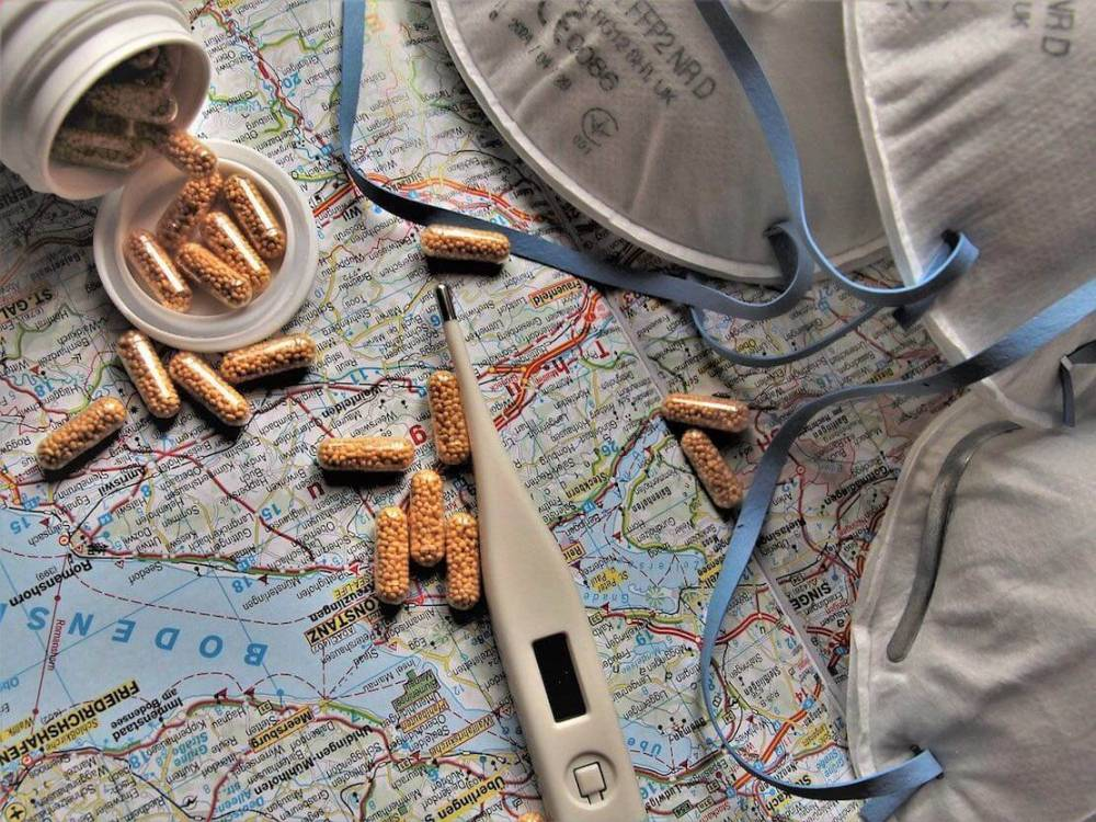 Estar preparado, como viajero, para la COVID-19