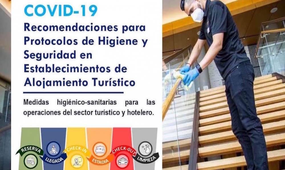 RECOMENDACIONES PARA PROTOCOLOS DE HIGIENE Y SEGURIDAD DE AVECINTEL