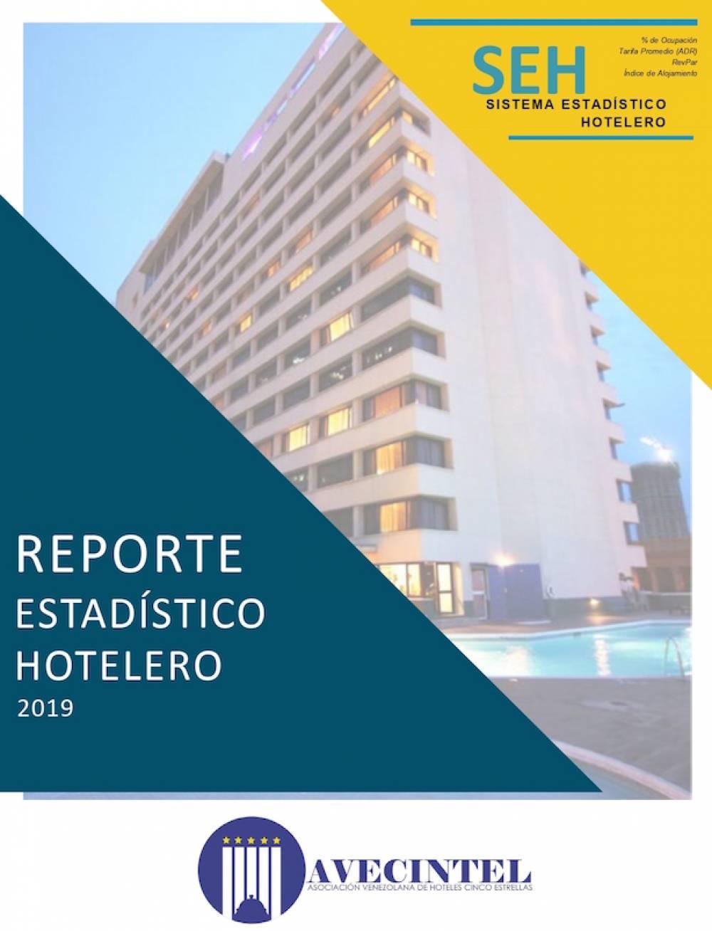 REPORTE ESTADÍSTICO HOTELERO 2019 DE AVECINTEL
